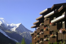 Mercure Chamonix Centre Exterior views