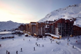 Hotel le Val Thorens exterior