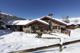 Ski Chalet Mouria - Courchevel 1650