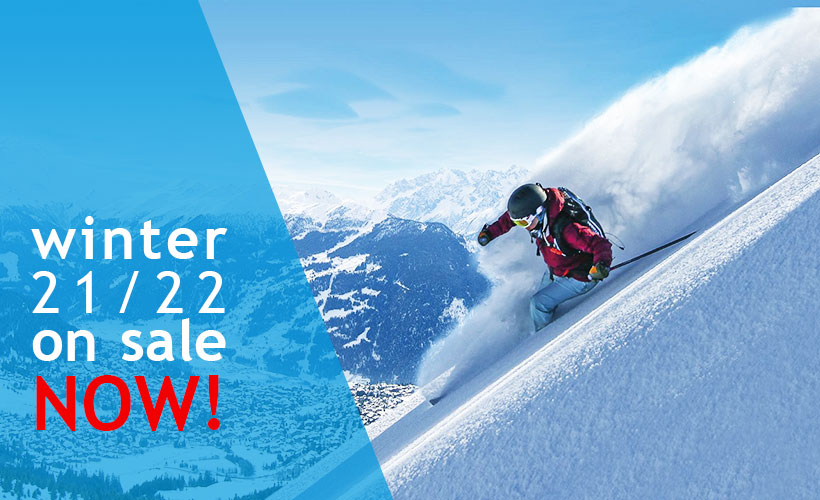 Ski holiday 21/22 deals