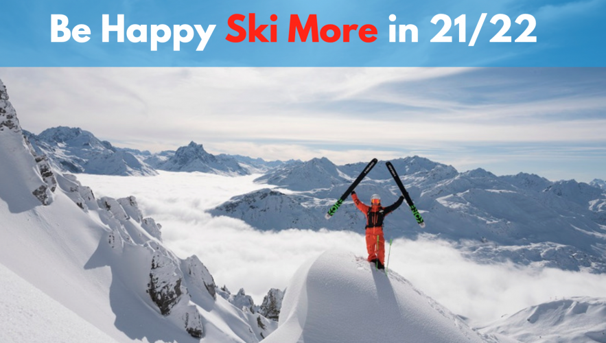 Be Happy Ski More in 20/21