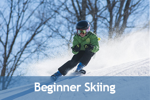 Beginner Skiing with SkiWeekends