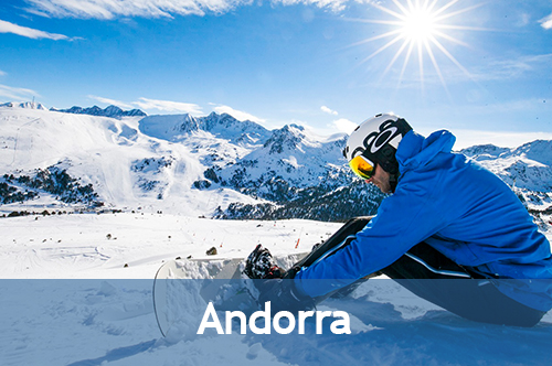 Weather Conditions in Andorra
