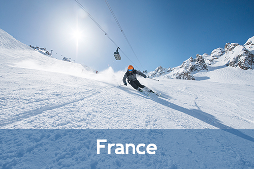 Weather Conditions in France