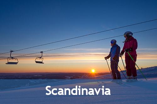 Weather Conditions in Scandinavia