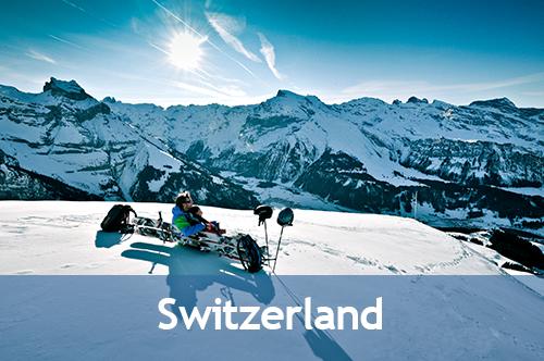 Weather Conditions in Switzerland