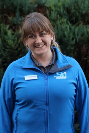 Meet Katie our Chalet Manager