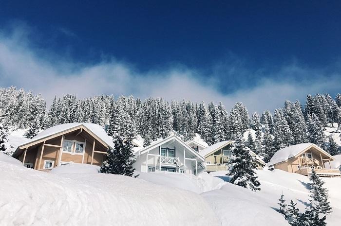 Ski Chalets in Flaine