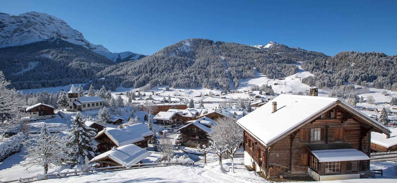 Les Diablerets-Villars Village
