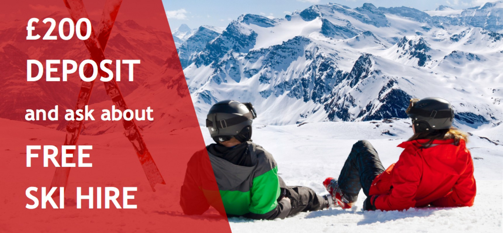 Early Booking Ski Holiday Offers