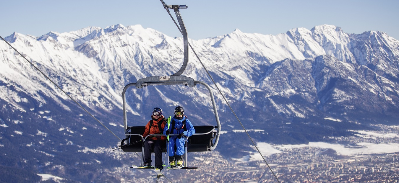 Chairlift duo