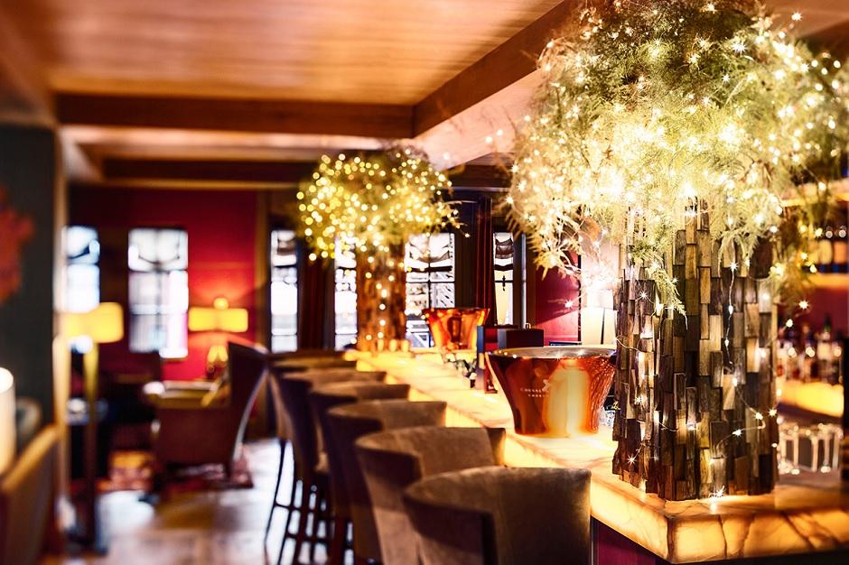 Bar in Courchevel