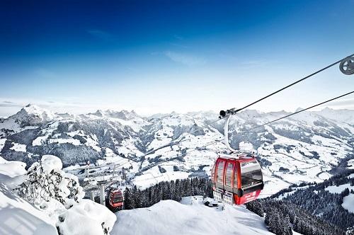Gondola in Austria